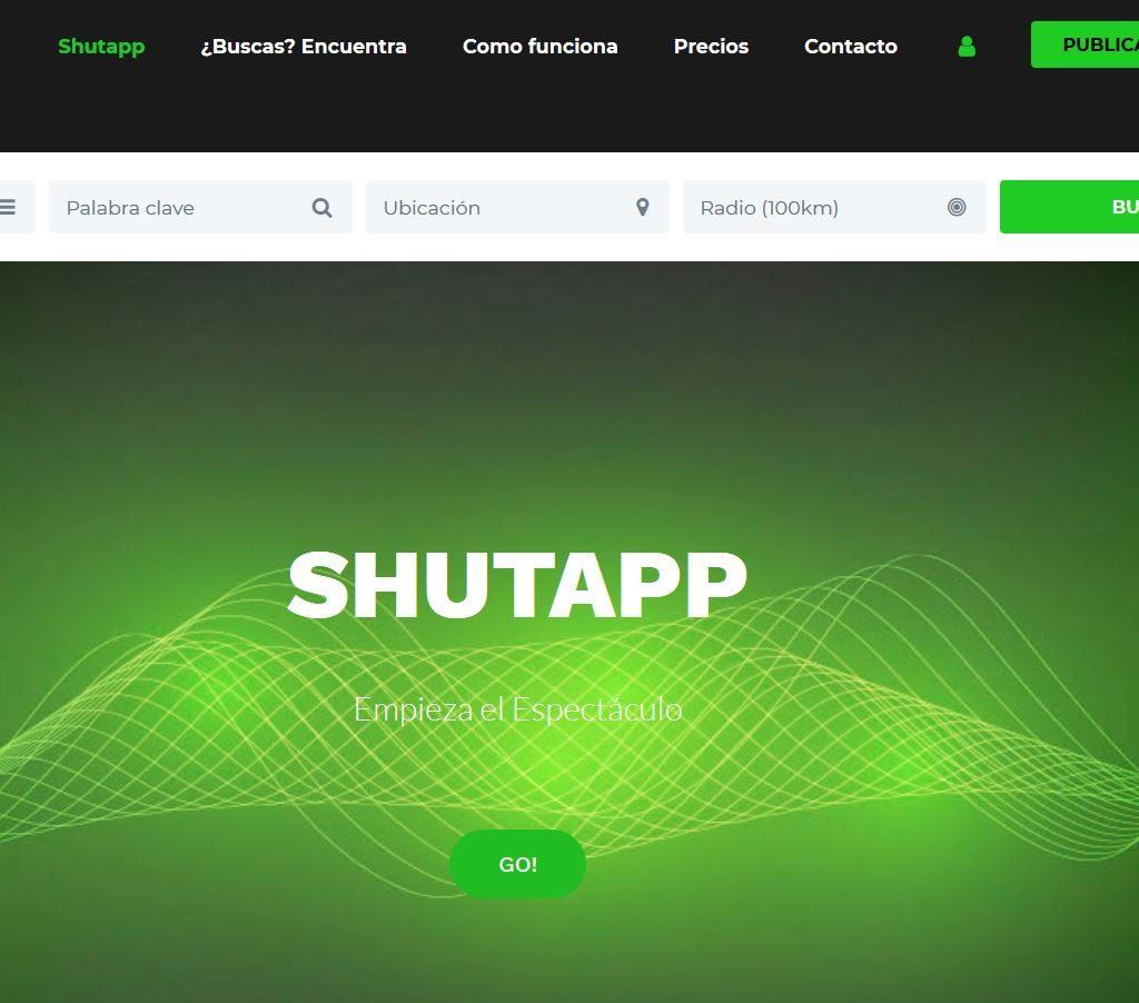ShutApp - Contrata un Músico
