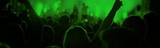 Organización de espectáculos y eventos musicales