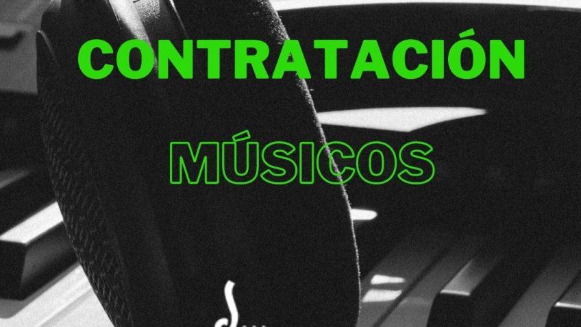 Contratar músicos artistas