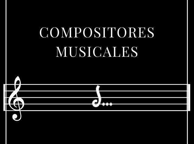Contratar compositor musical